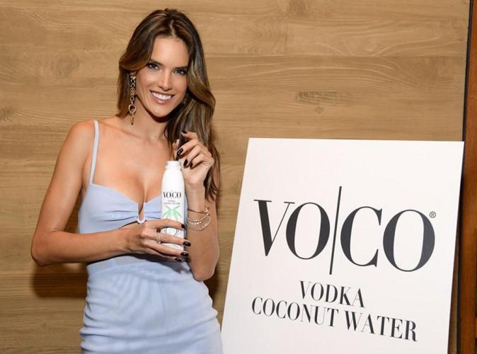 Alessandra Ambrosio : une splendide et enivrante ambassadrice pour la marque VOCO !
