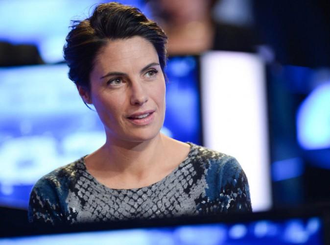 """Alessandra Sublet : """"J'ai l'impression que des gens m'attendaient au tournant pour me taper dessus"""" !"""