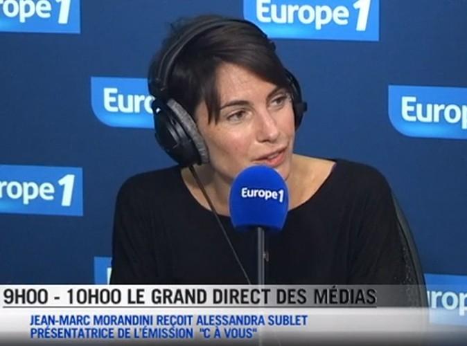 Alessandra Sublet : l'animatrice est dans l'incertitude concernant le futur de son émission !