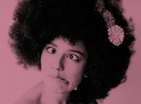 Alizée : changement de look radical, elle passe à l'afro !