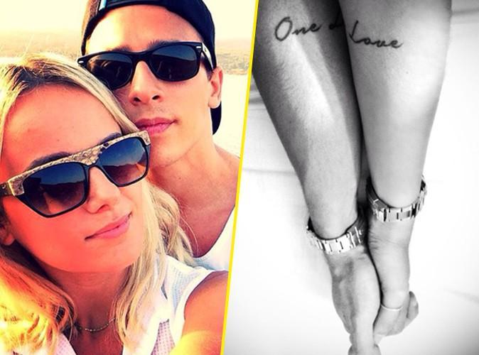 Alizée et Grégoire Lyonnet : découvrez leur tatouage commun !