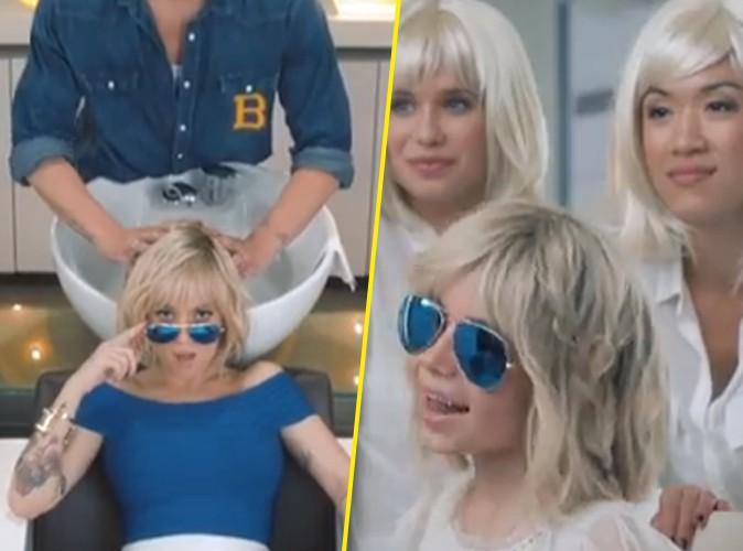 Alizée : sa petite Annily s'affiche blonde comme sa mère dans son nouveau clip !