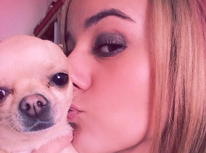 Alizée : une blonde qui a du chien !