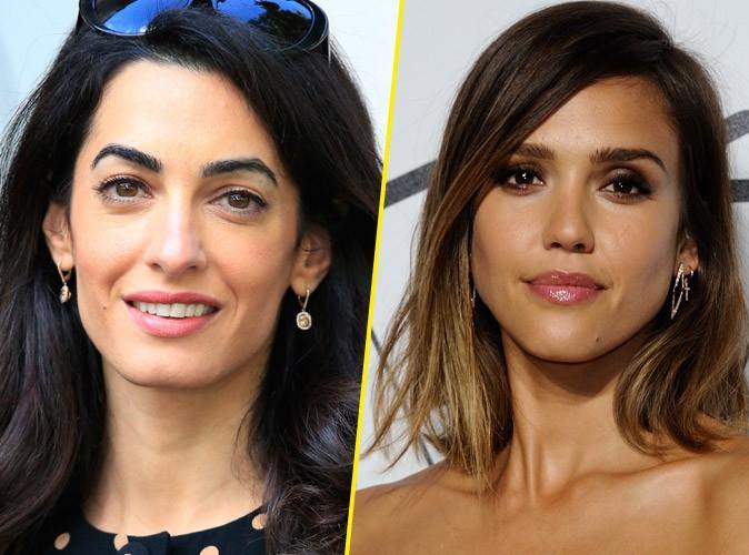 Amal Clooney en concurrence avec Jessica Alba pour animer une télé-réalité !