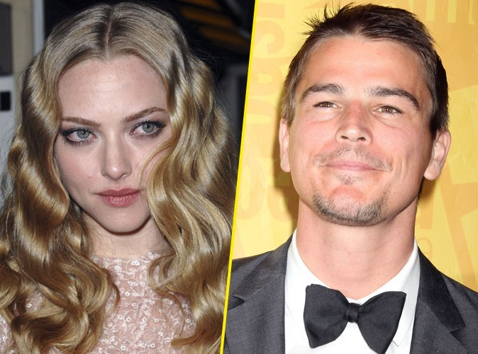 Amanda Seyfried et Josh Hartnett : c'est confirmé ils sont en couple !