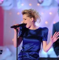 Amandine Bourgeois : découvrez la chanson qu'elle interprétera à l'Eurovision !