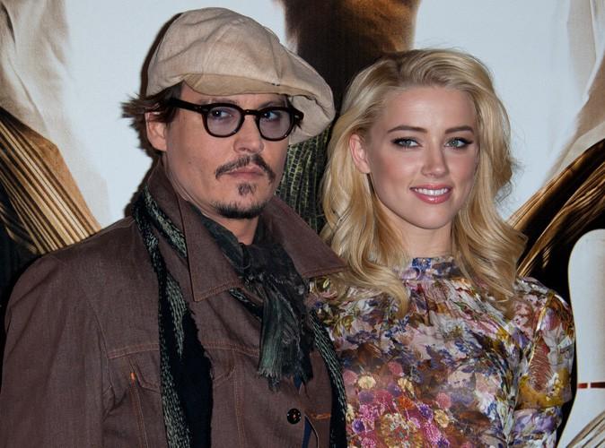 Amber Heard : ne comptez pas sur elle pour parler de Johnny Depp !