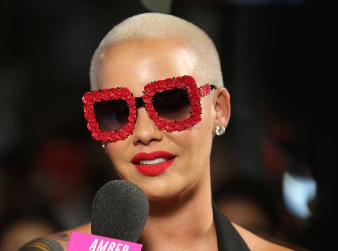 Amber Rose : Elle défend Blac Chyna et Rob Kardashian prend cher, très cher !