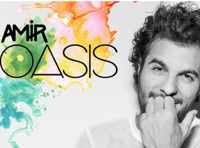 """Amir : le beau gosse de The Voice 3 revient avec son 1er single, """"Oasis""""."""