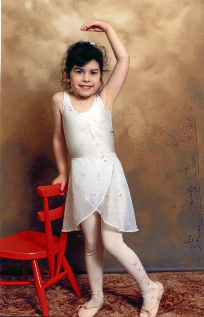 1998 : une vraie danseuse étoile !