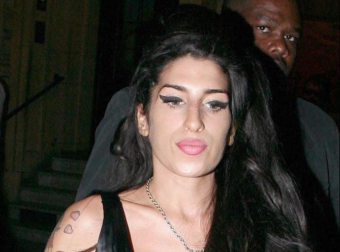 Amy Winehouse : Un spectacle sur sa vie dans les tuyaux!