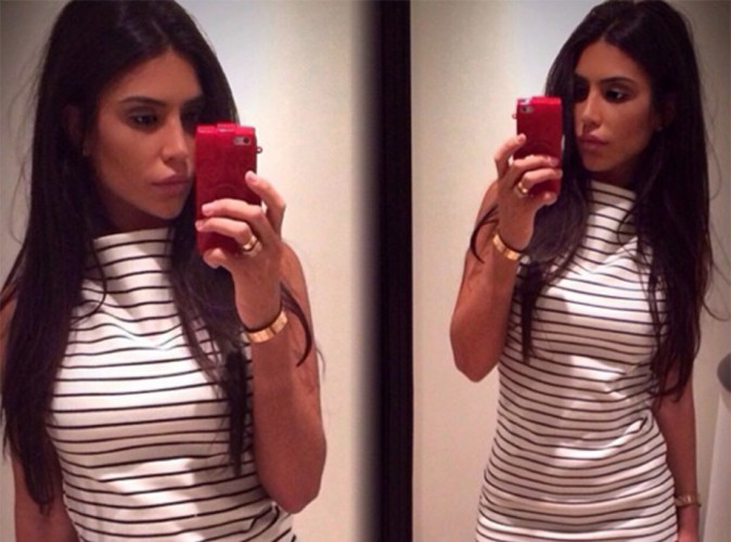 Anara Atanes : des airs de Kim Kardashian !