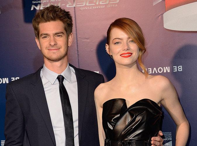 Andrew Garfield et Emma Stone : De nouveau en couple ?