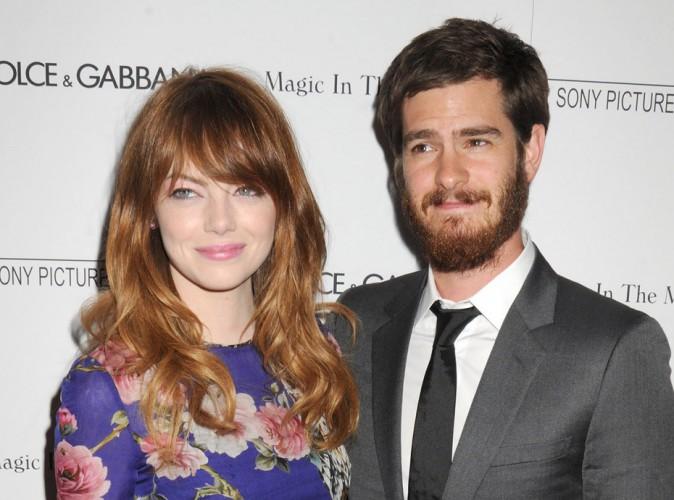 Andrew Garfield et Emma Stone : séparés à cause d'une infidélité ?