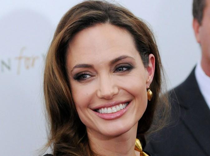 Angelina Jolie a bien failli rater sa rencontre avec le Pape !