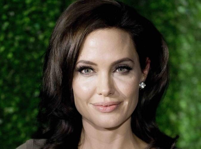 """Angelina Jolie : """"ce qui ne nous tue pas nous rend plus fort"""" !"""