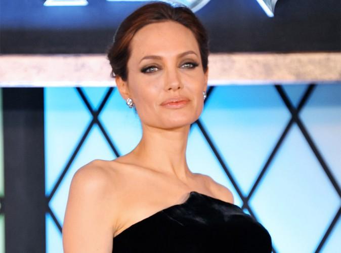 Angelina Jolie : des clichés d'elle complètement droguée refont surface ! !