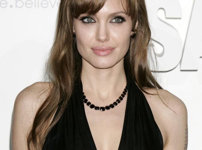 Angelina Jolie : elle a adopté ? Son nouveau tatouage fait couler beaucoup d'encre !