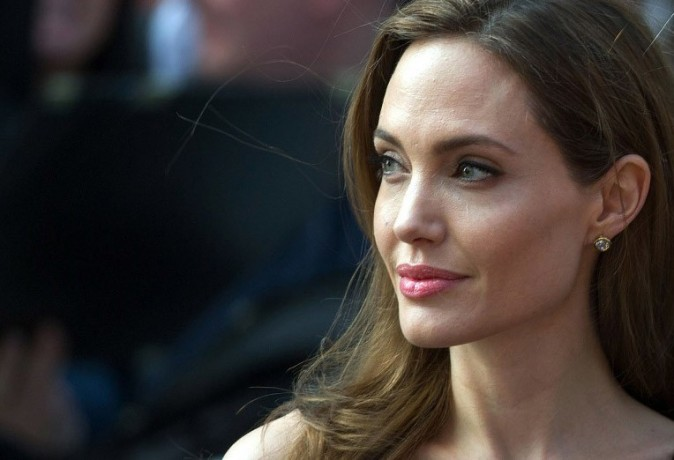 Angelina Jolie : elle fête ses 38 ans aujourd'hui !