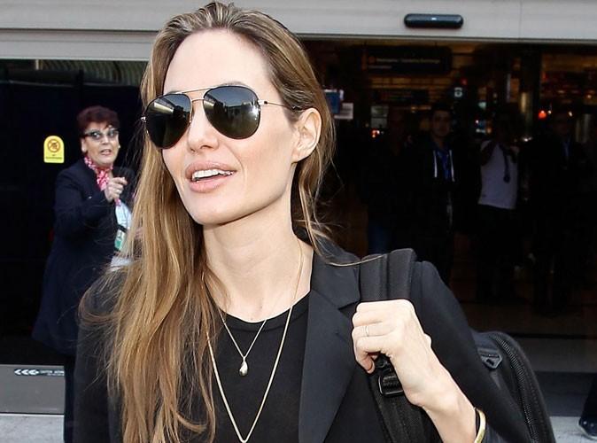 Angelina Jolie : elle repasse derrière la caméra pour un biopic très sérieux !