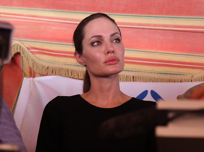 Angelina Jolie : elle tire la sonnette d'alarme sur la situation en Syrie !