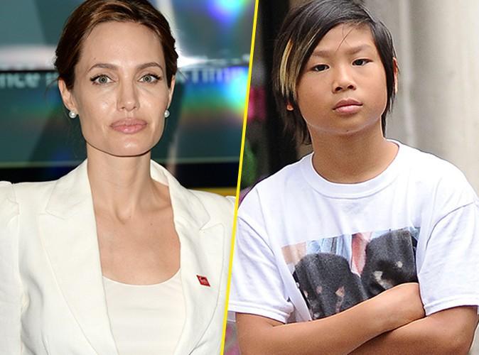 Angelina Jolie et Brad Pitt : Pax, 10 ans, veut se faire tatouer comme maman !