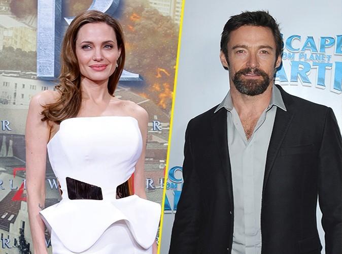 Angelina Jolie et Hugh Jackman : élus les acteurs les plus puissants du monde !