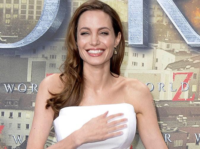 Angelina Jolie : honorée en novembre prochain par l'Académie des Oscars pour sa philanthropie !