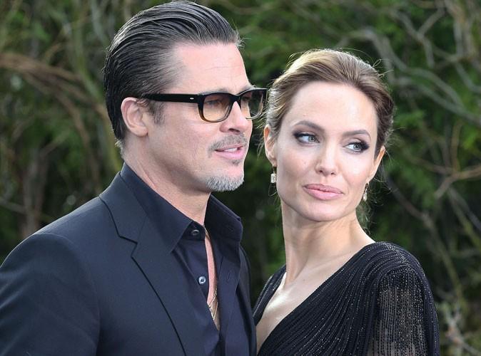 "Angelina Jolie : ""Mes enfants vont organiser mon mariage"" !"