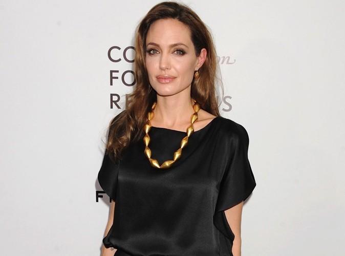 Angelina Jolie : pourquoi elle s'affame et pourquoi ça inquiète Brad Pitt...