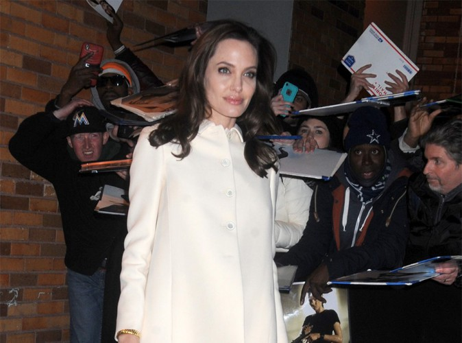 Angelina Jolie : sa maigreur surprend ses acteurs !