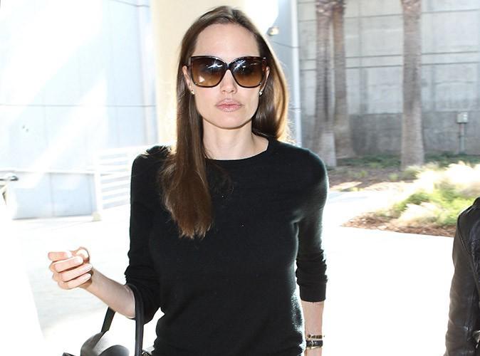 Angelina Jolie : si elle est aussi mince, c'est à cause de son régime marshmallow !