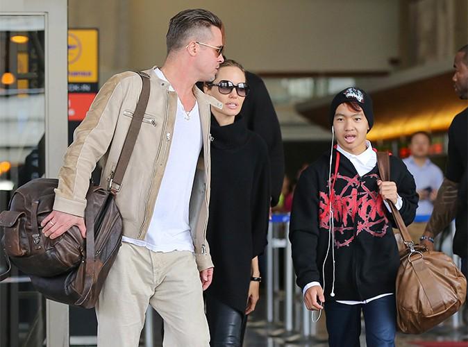 Angelina Jolie : son fils Maddox, 12 ans, est en couple !