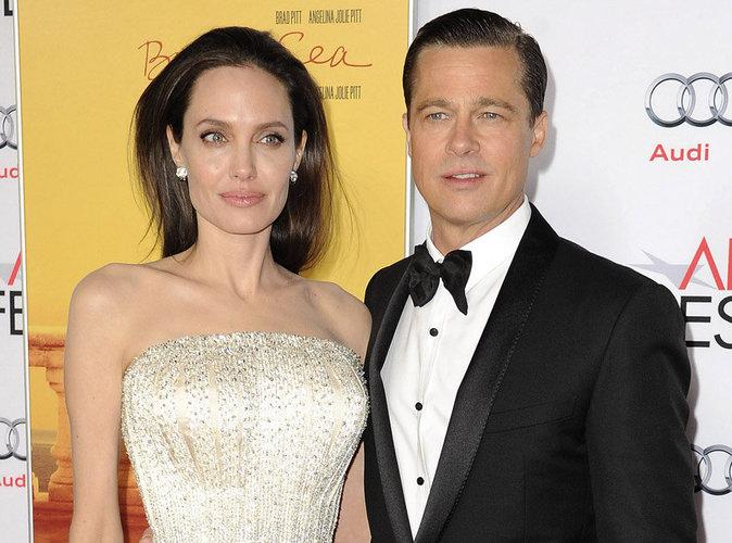 """Angelina Jolie : tourner des scènes de sexe avec Brad Pitt ? """"La chose la plus étrange au monde"""" !"""