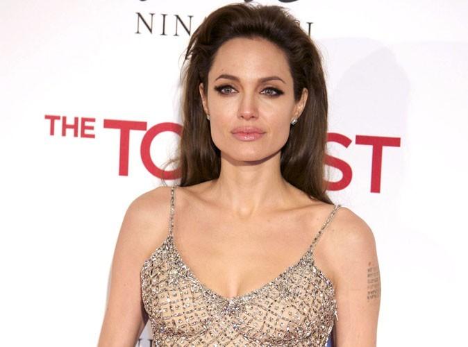 Angelina Jolie vient au secours du peuple libyen !