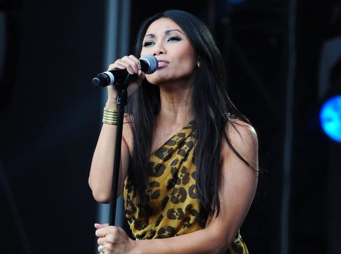 Anggun : la belle franco-indonésienne représentera la France à l'Eurovision 2012 !