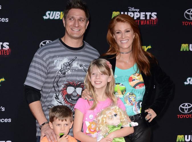 Angie Everhart : l'ex-girlfriend de Sylvester Stallone s'est fiancée !