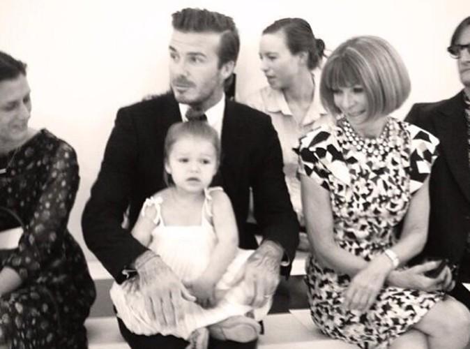Anna Wintour : Miley Cyrus évitée, Kim Kardashian détestée, la seule qui la fasse vibrer c'est Harper Beckham !
