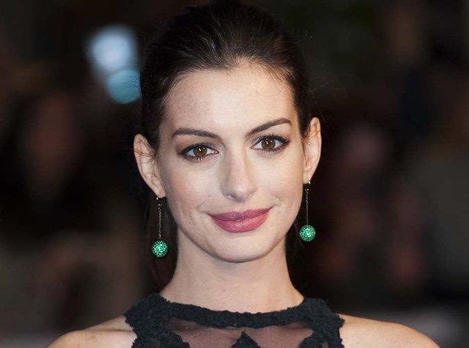 Anne Hathaway : l'actrice est enceinte de son premier enfant !