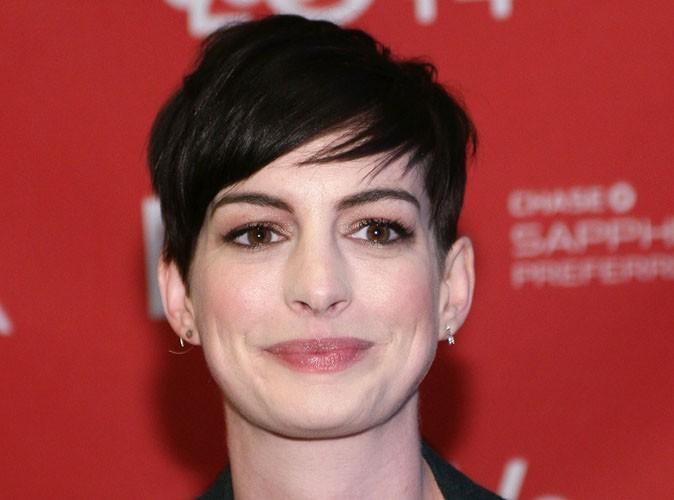 """Anne Hathaway : """"Les gens avaient besoin de ne plus me voir !"""""""