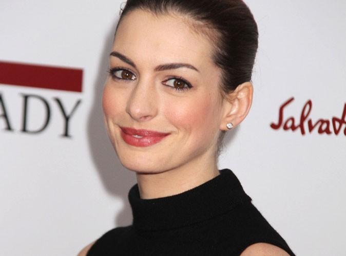 Anne Hathaway : un mariage en octobre prochain qui s'annonce grandiose…