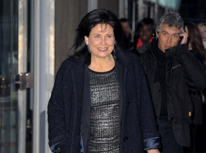 """Anne Sinclair : """"touchée"""", elle remercie les internautes après son témoignage sur DSK !"""