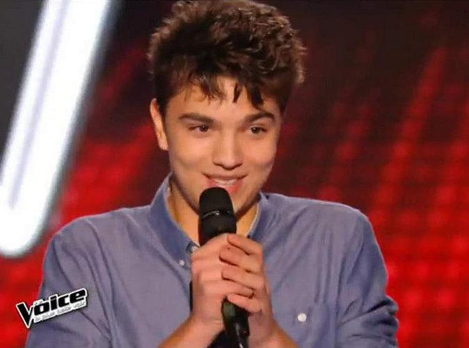 """Antoine (The Voice 5) : """"J'ai du mal à saisir les commentaires agressifs sur les réseaux sociaux"""""""