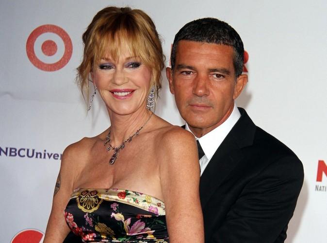 """Antonio Banderas et Melanie Griffith : """"Ils sont vraiment très heureux ensemble !"""""""