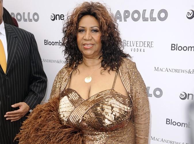 Aretha Franklin : la Reine de la Soul annule son mariage !