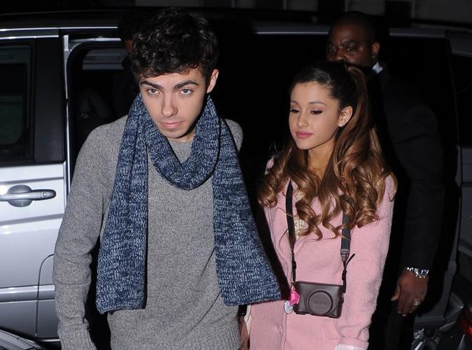 Ariana Grande et Nathan Sykes : leur love story est finie...