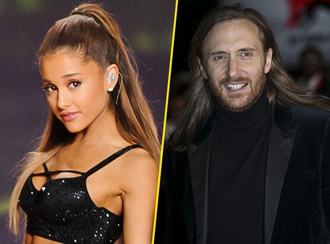 Ariana Grande : le co-producteur de son dernier single ? David Guetta !