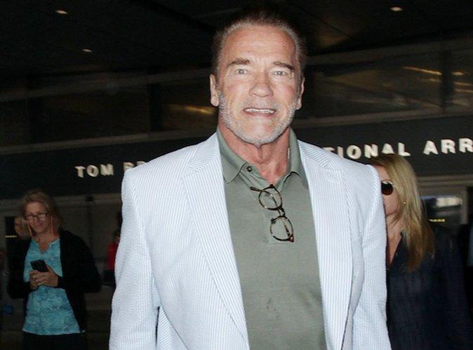 Arnold Schwarzenegger : son étonnante arrestation par la police !