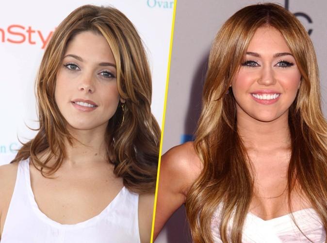 """Ashley Greene : """"Miley Cyrus a l'air d'avoir 40 ans !"""""""