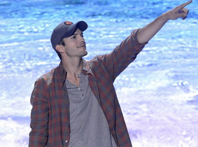 Ashton Kutcher : acteur le mieux payé de la télévision américaine !
